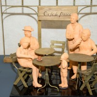 cafe the chocolat vallauris