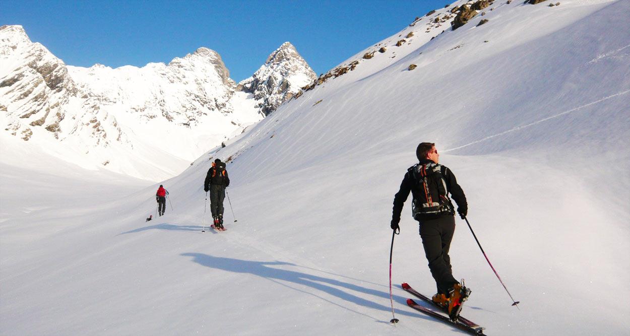 challenge ski alpinisme