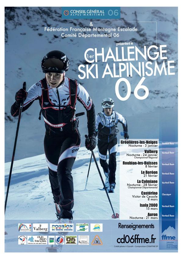 challenge ski alpinisme 06