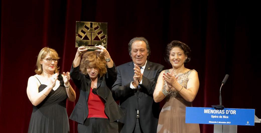 8e menoras d'or nice 2015