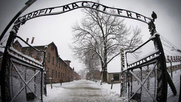 auschwitz international holocaust remembrance day