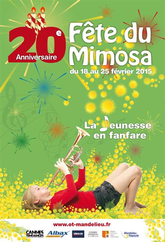 fete du mimosa 2015 mandelieu