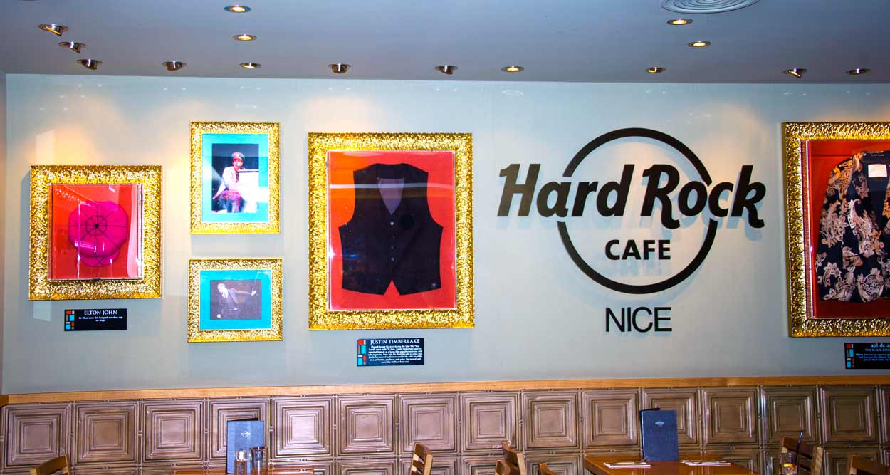 Hard Rock Cafe Nice 2015