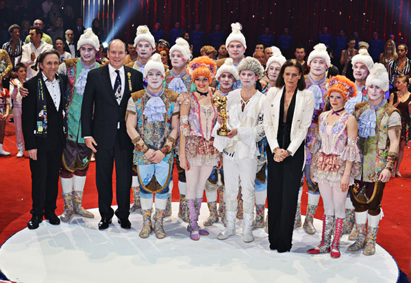 international circus festival monte carlo