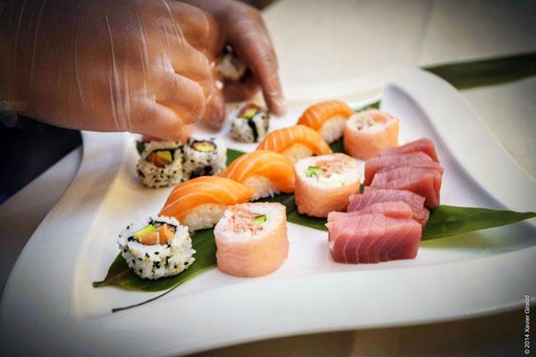 carlton cannes le grant sushi lounge bar