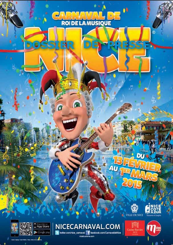 nice carnival 2015