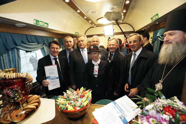 riviera express nice 2015 anniversary