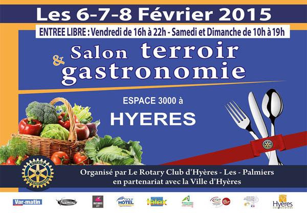 terroir et gastronomie 2015