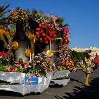 carnaval nice 2015 bataille fleurs