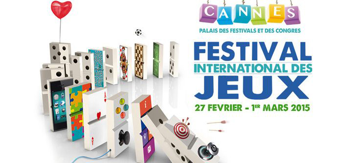 Festival International des Jeux de Cannes 2015