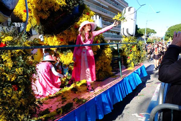 mandelieu fete mimosa 2015