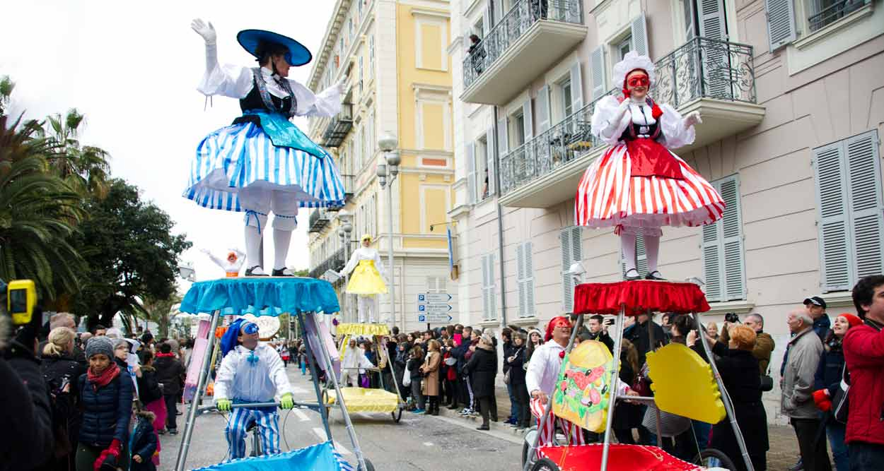 parada nissarda carnaval nice