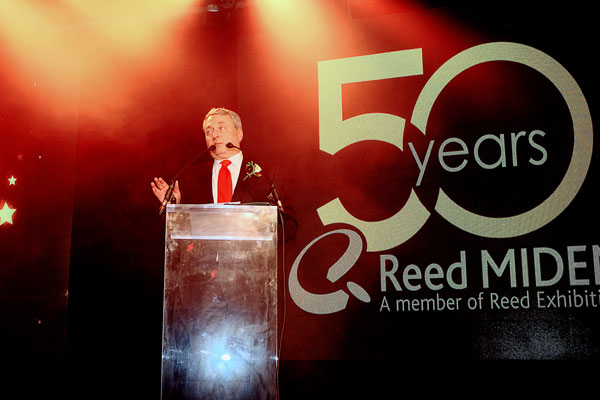 reed midem 50 years cannes