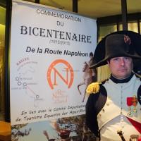 route napoleon bicentenaire
