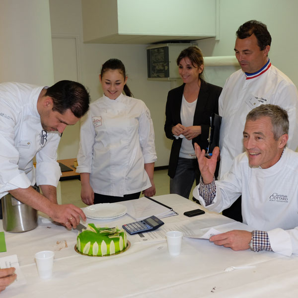 grand chalenge rotary patissier 2015