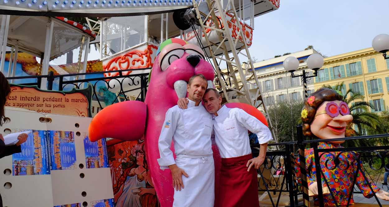 vira la roda carnaval nice 2015