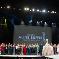 aline buffet cannes shopping festival 2015