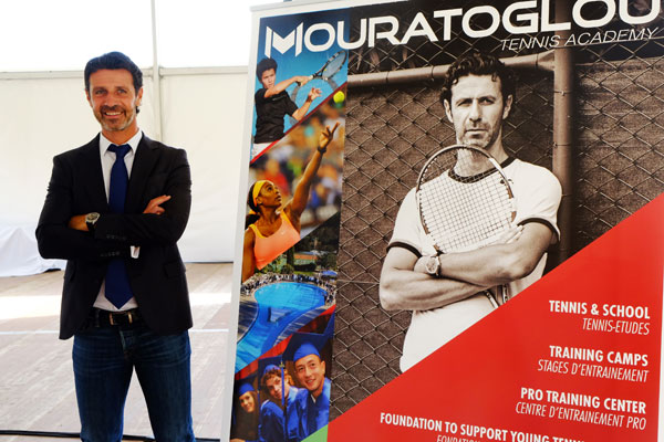 moratoglou tennis academy
