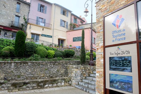 mougins tourist office