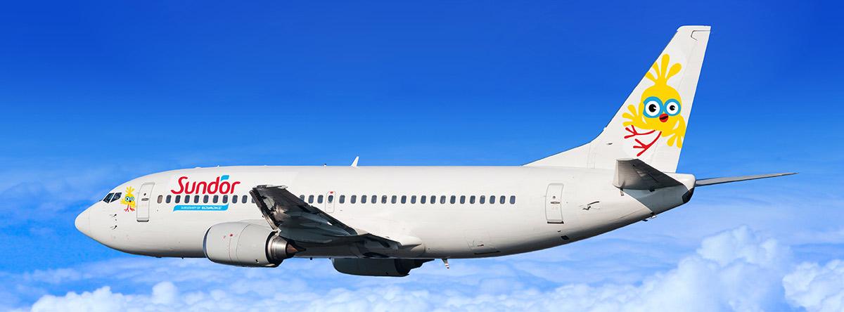 sun d'or airlines nice tel aviv