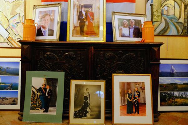 holland kingsday chateau font du broc