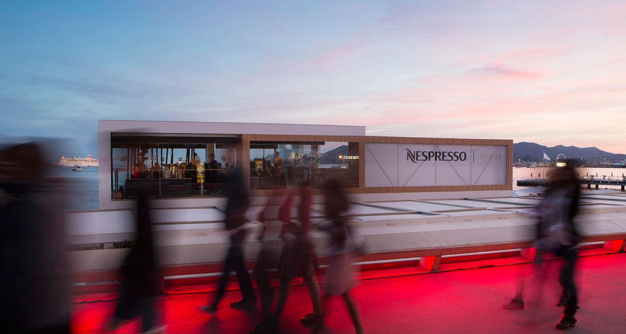 plage nespresso 2015