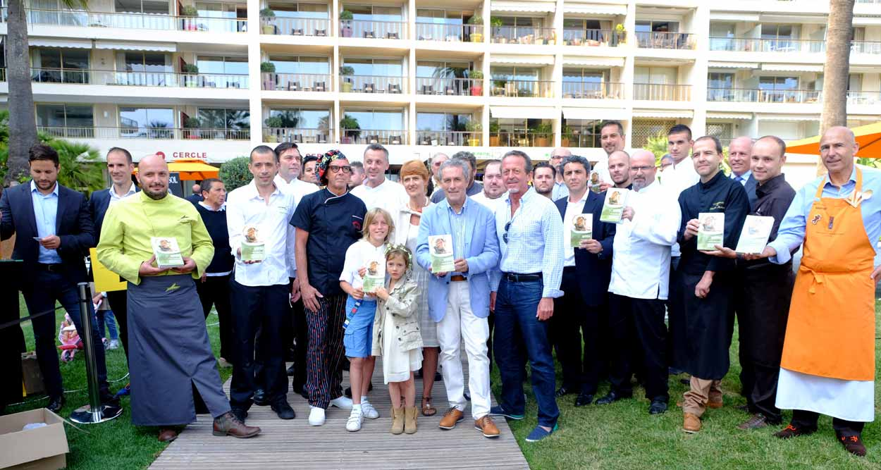 guide gantié 2015 grand hotel cannes