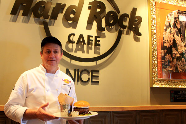 nice hard rock cafe burger nissart
