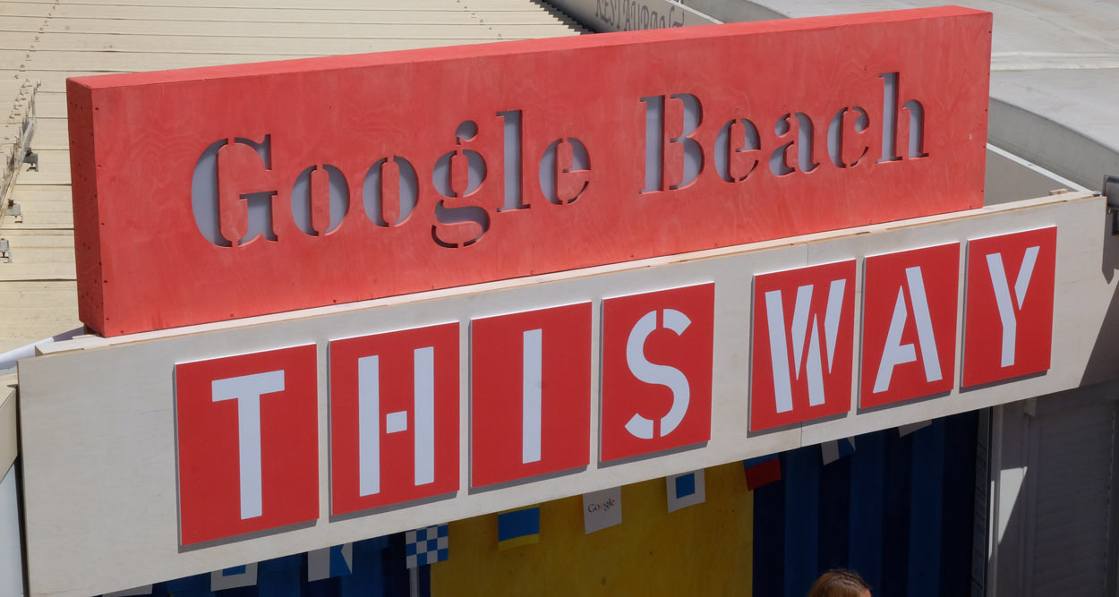 google beach 2015 cannes lions