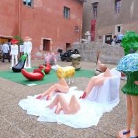 art tentation villefranche sur mer 2015