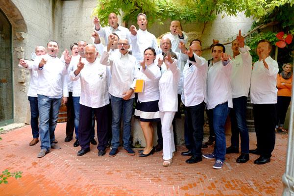 restos du coeur diners chefs 2015