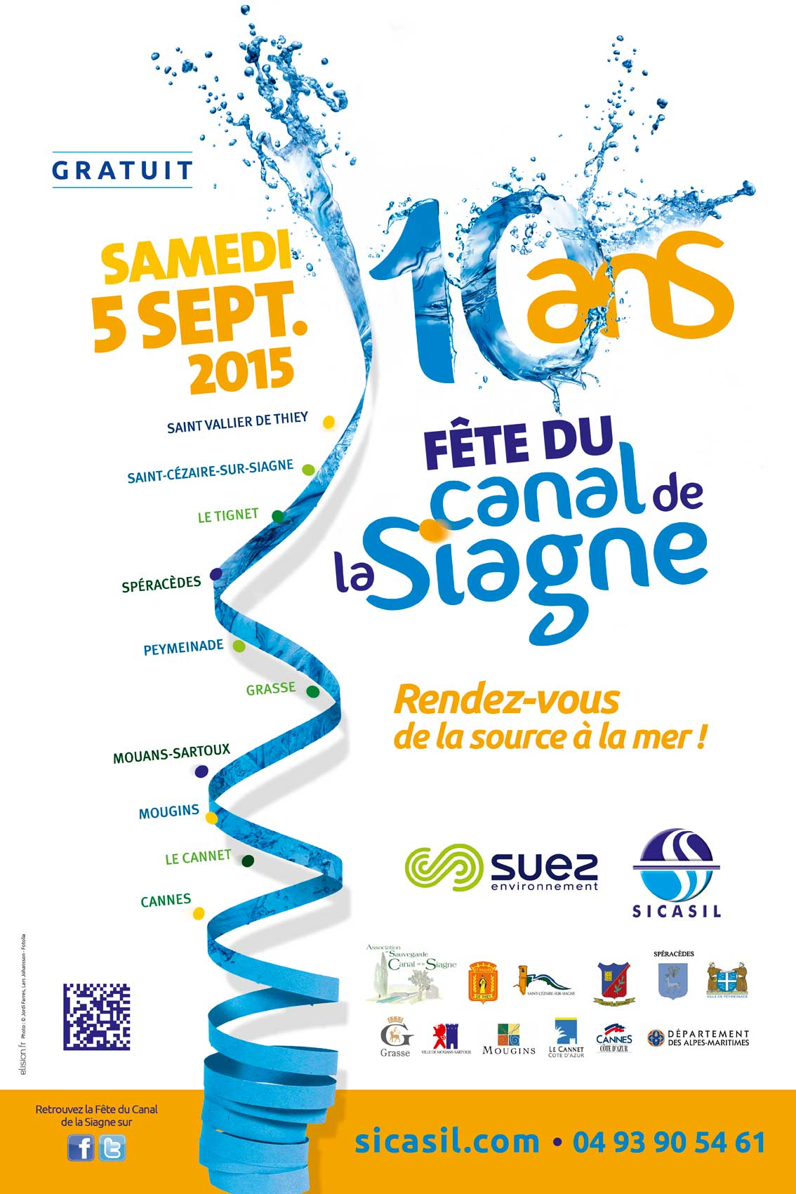 fete canal siagne 2015