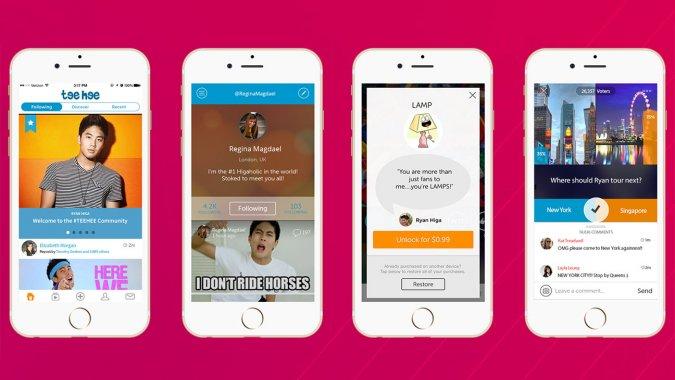 victorious app international passion platform