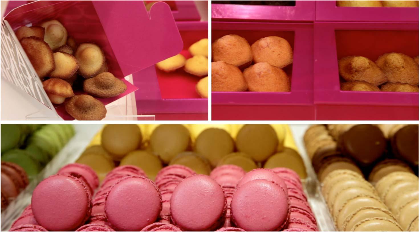 kiosques fauchon madeleines 2015