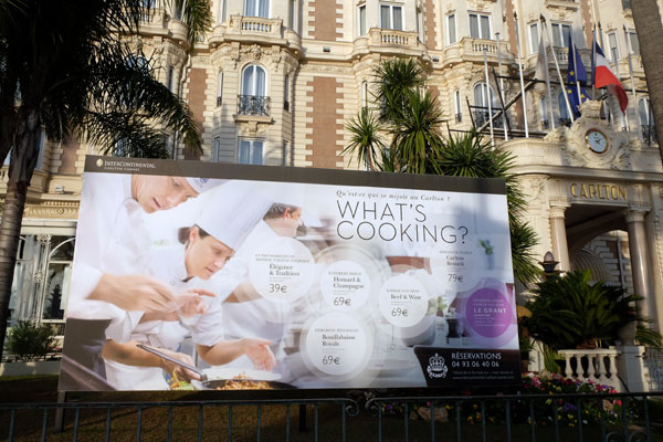 whats cooking hotel carlton
