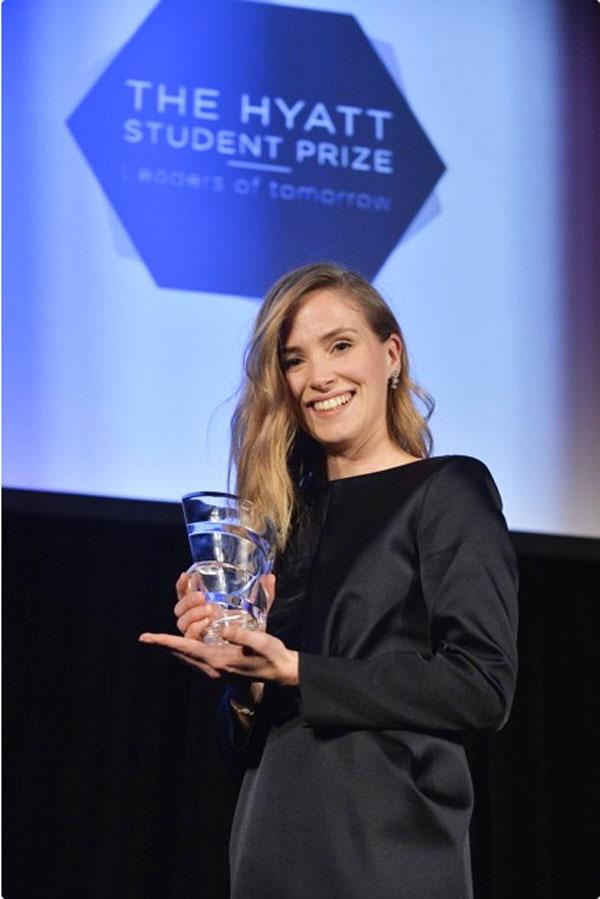 hyatt student prize 2015