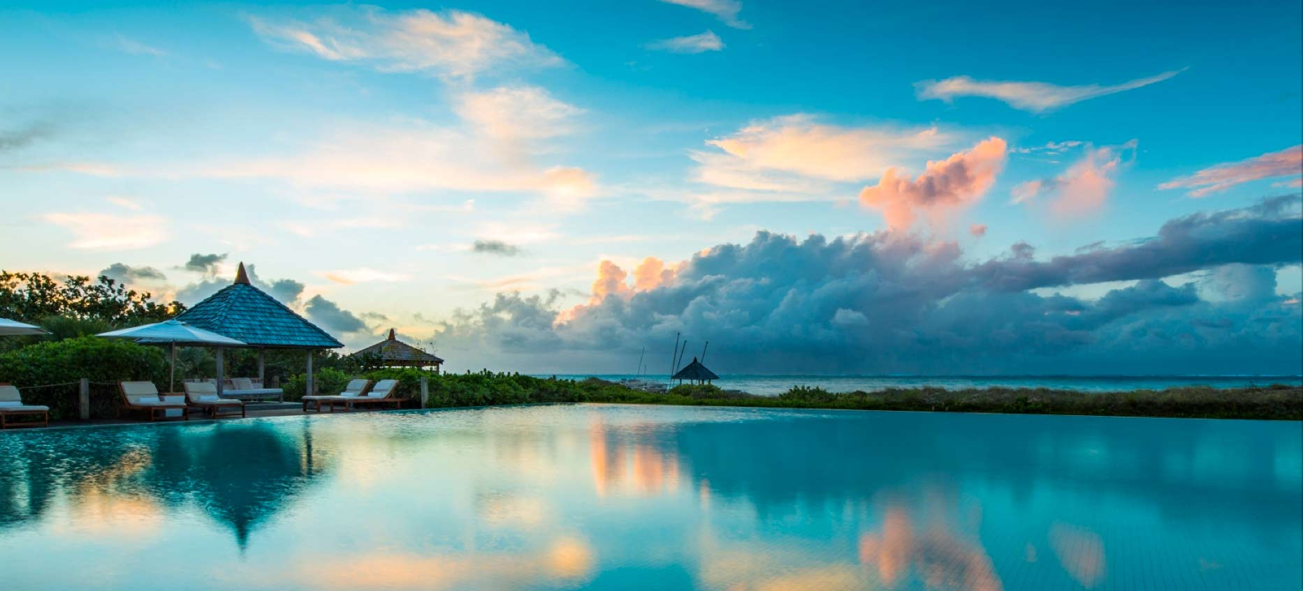 parrot cay by como