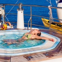 running on waves luxury sail cruise