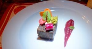 arnaud tabarec chefs au sommet d auron 2016