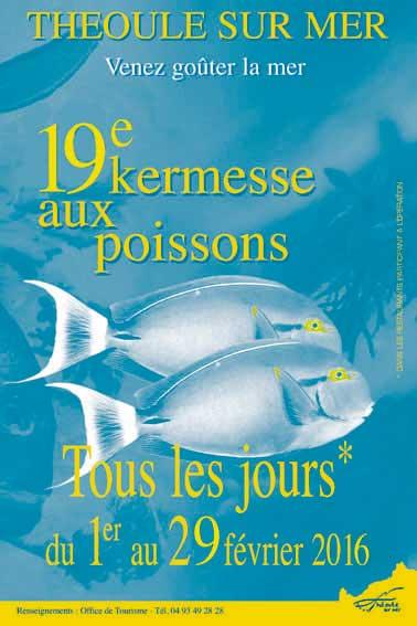 kermesse aux poissons 2016 theoule