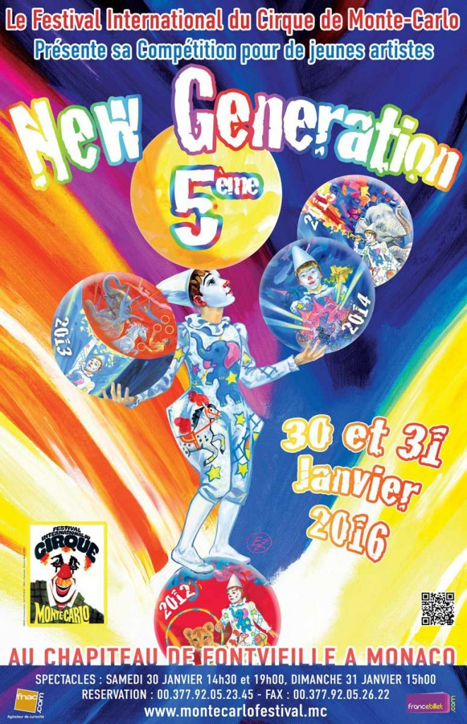festival international cirque monte carlo