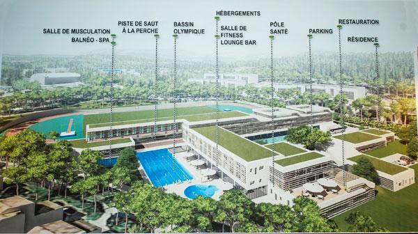 Campus Diagana Sport Santé