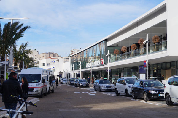pole multimodal gare cannes