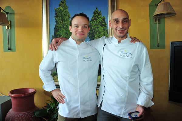 restaurant paloma deux etoiles