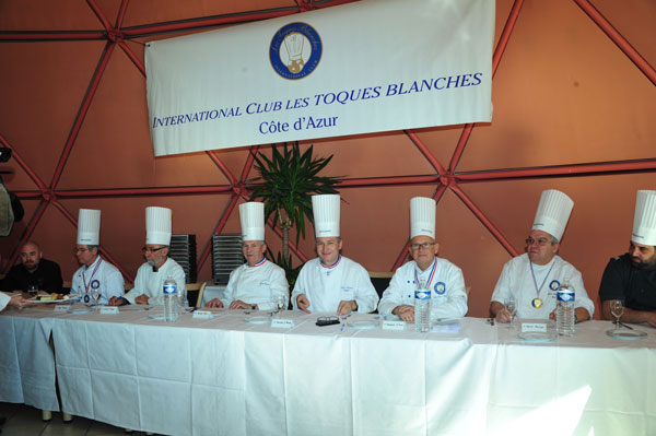 toques blanches 70 ans
