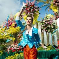 carnaval de nice 2016 bataille de fleurs