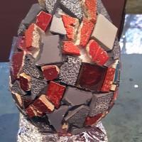oeuf chefs d'œuvres et chocolat