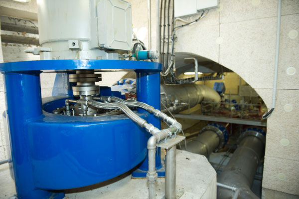 sicasil microcentrale hydroelectrique