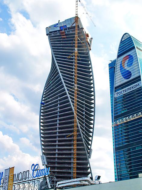 evolution tower mipim 2016