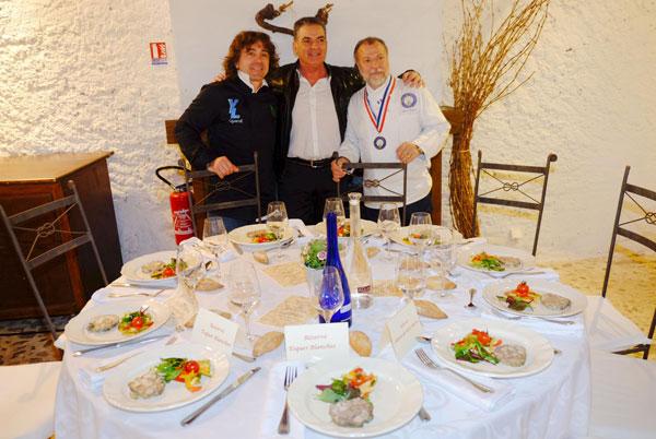 international club les toques blanches chateau saint martin